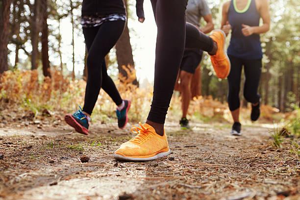 Course à pieds et vie sociale